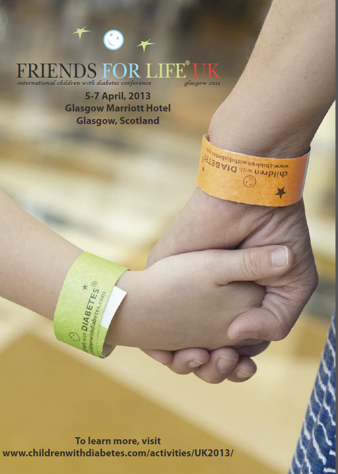 Friends for Life Glasgow 2013